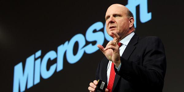 Steve Ballmer critica l'operato di Microsoft in ambito mobile