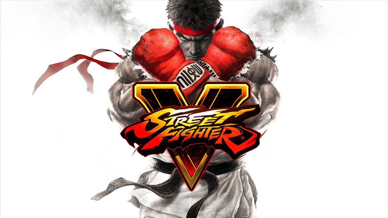 La grafica di Street Fighter in un video in 4K