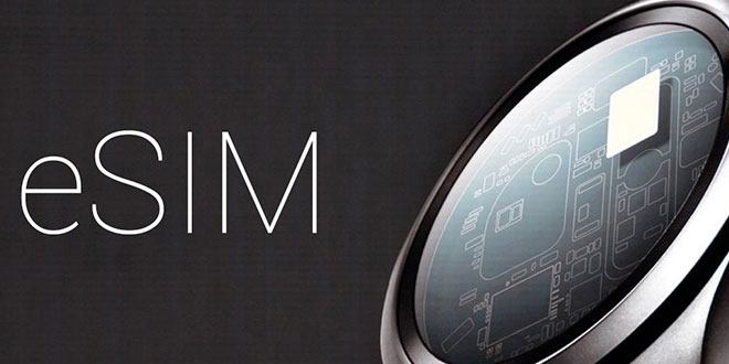 eSIM è il futuro dei chip e Samsung lo implementa su Gear S2