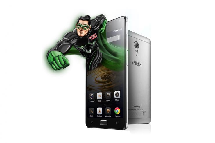 Lenovo Vibe P1 Turbo, smartphone Android con mega batteria da 5.000 mAh