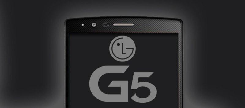 LG G5, una presunta immagine conferma la batteria estraibile