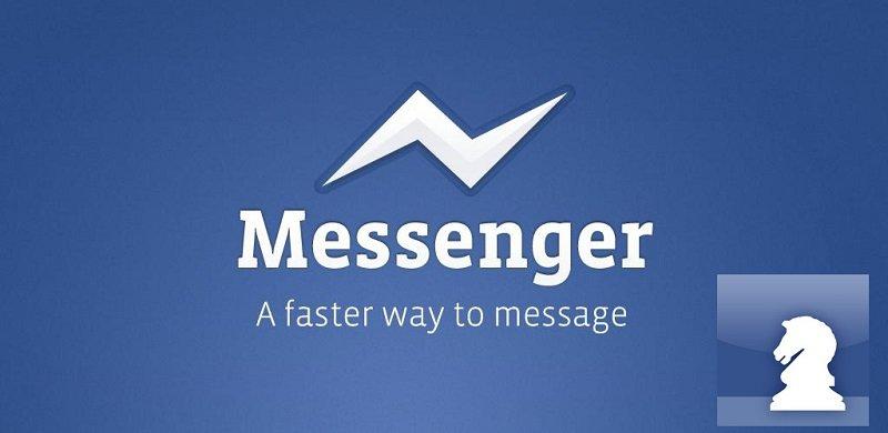 Facebook Messenger, sapevate che potete usarlo per giocare a scacchi?