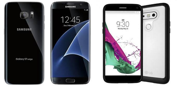 Caratteristiche Samsung Galaxy S7: LG G5 ne avrà 5 in comune