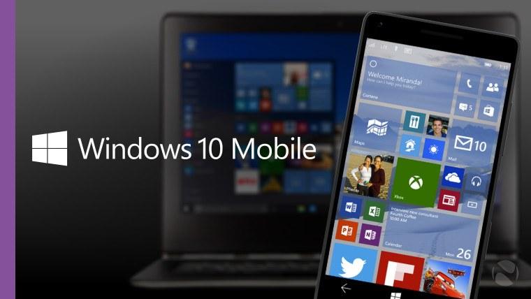 Aggiornamenti Windows 10 Mobile: il punto della situazione