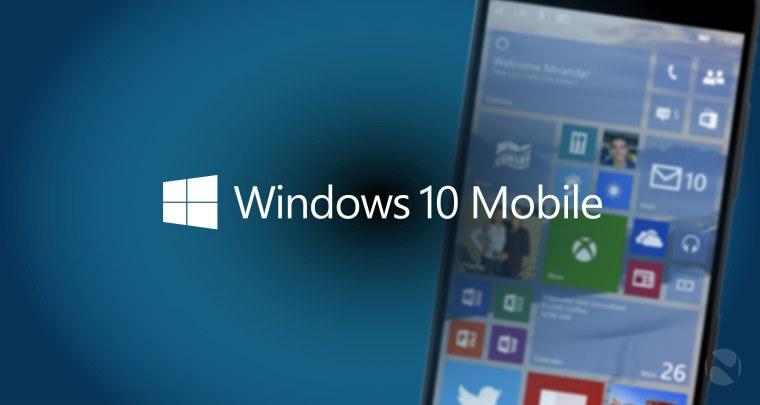 Windows 10 Mobile: Microsoft a lavoro sulla versione 64-bit