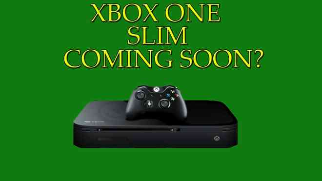 Microsoft Xbox One Slim