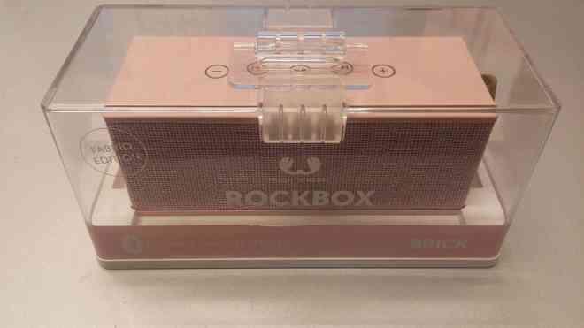 Rockbox Brick