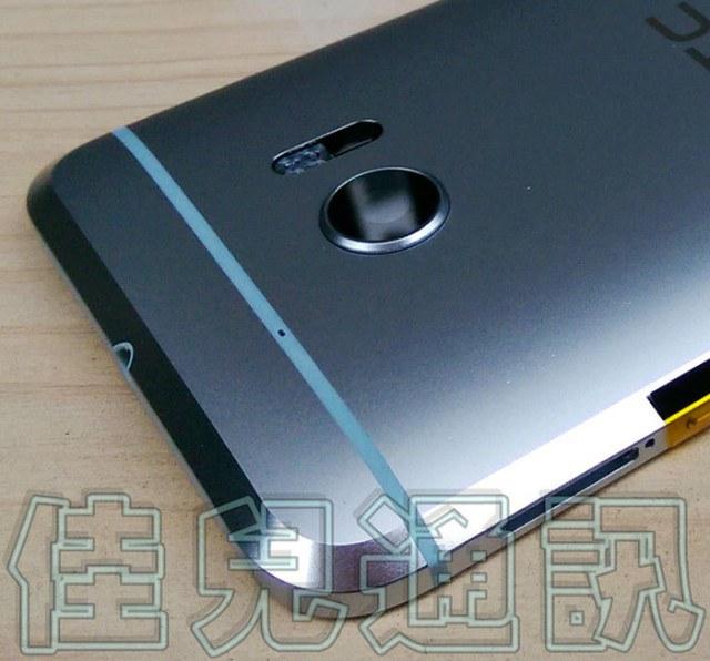 HTC 10: trapelano nuove immagini della scocca posteriore