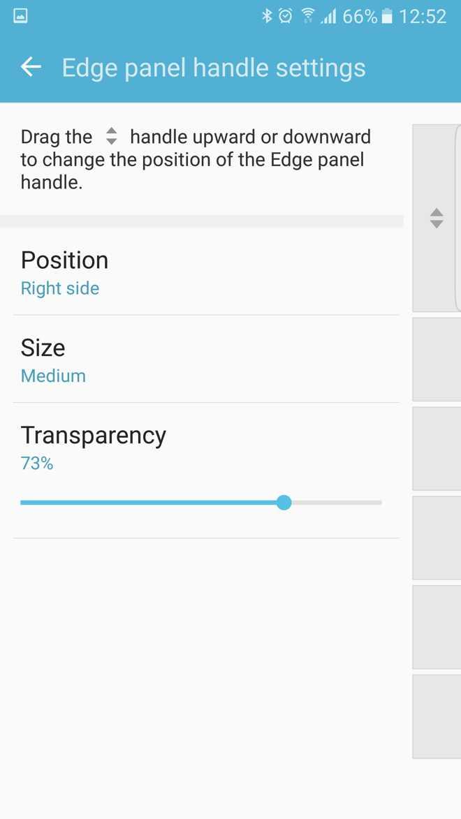 Samsung Galaxy S7 Edge. focus sulla nuova UX Edge