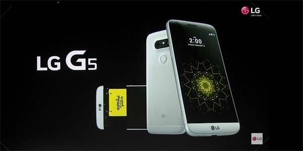 LG G5 proposto in super offerta a 399€!