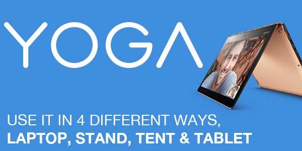 Lenovo Yoga 10: il nuovo convertibile si mostra in una foto