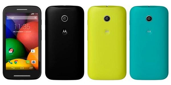 Un presunto Motorola Moto E (2016) è in fase di testing ...