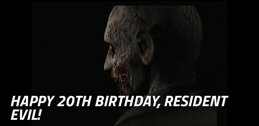 Resident Evil, la paura fa…vent'anni
