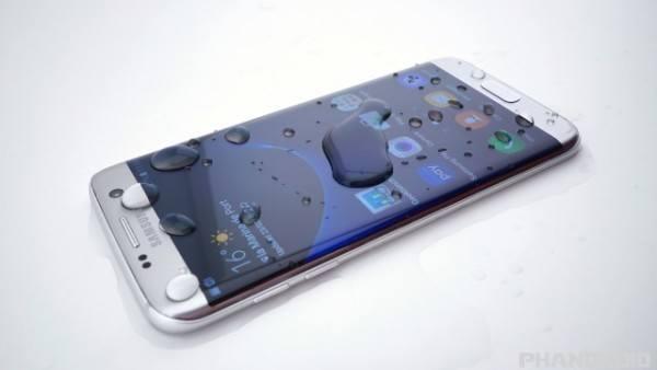 Galaxy S7 al test della lavatrice… un device estremo