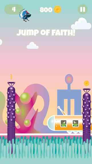 The Frog who Travels, un simpatico gioco tutto italiano per Android ed iOS