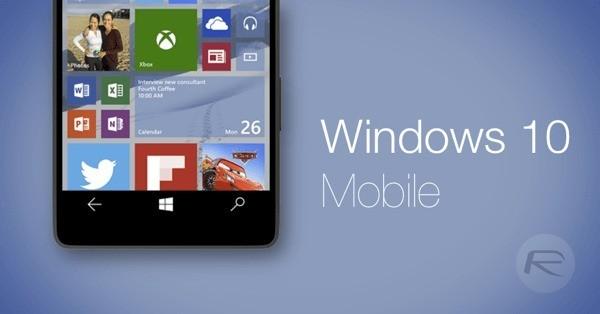 Windows 10 Mobile non è tra le priorità di Microsoft per il 2016