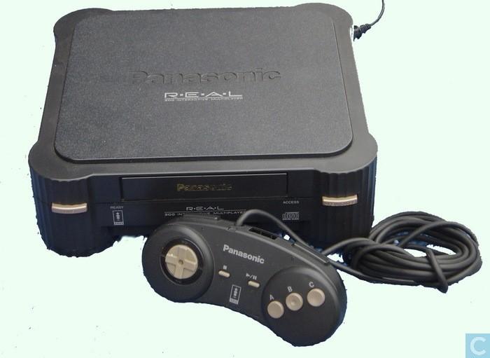 Panasonic 3DO, la console incompiuta!