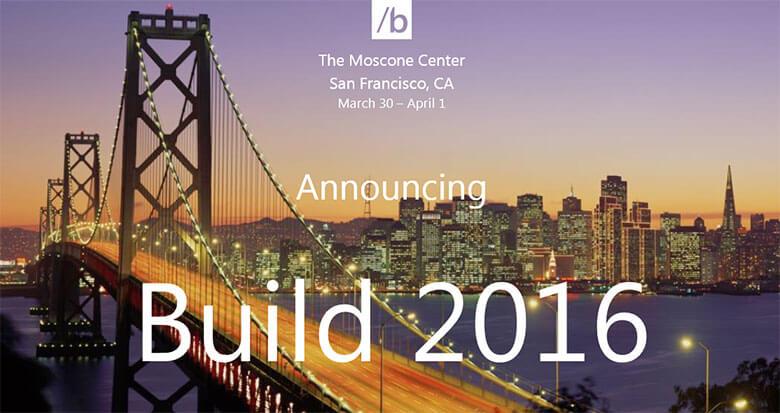 Build 2016, seguite in diretta streaming il keynote per scoprire le novità Microsoft in arrivo quest'anno