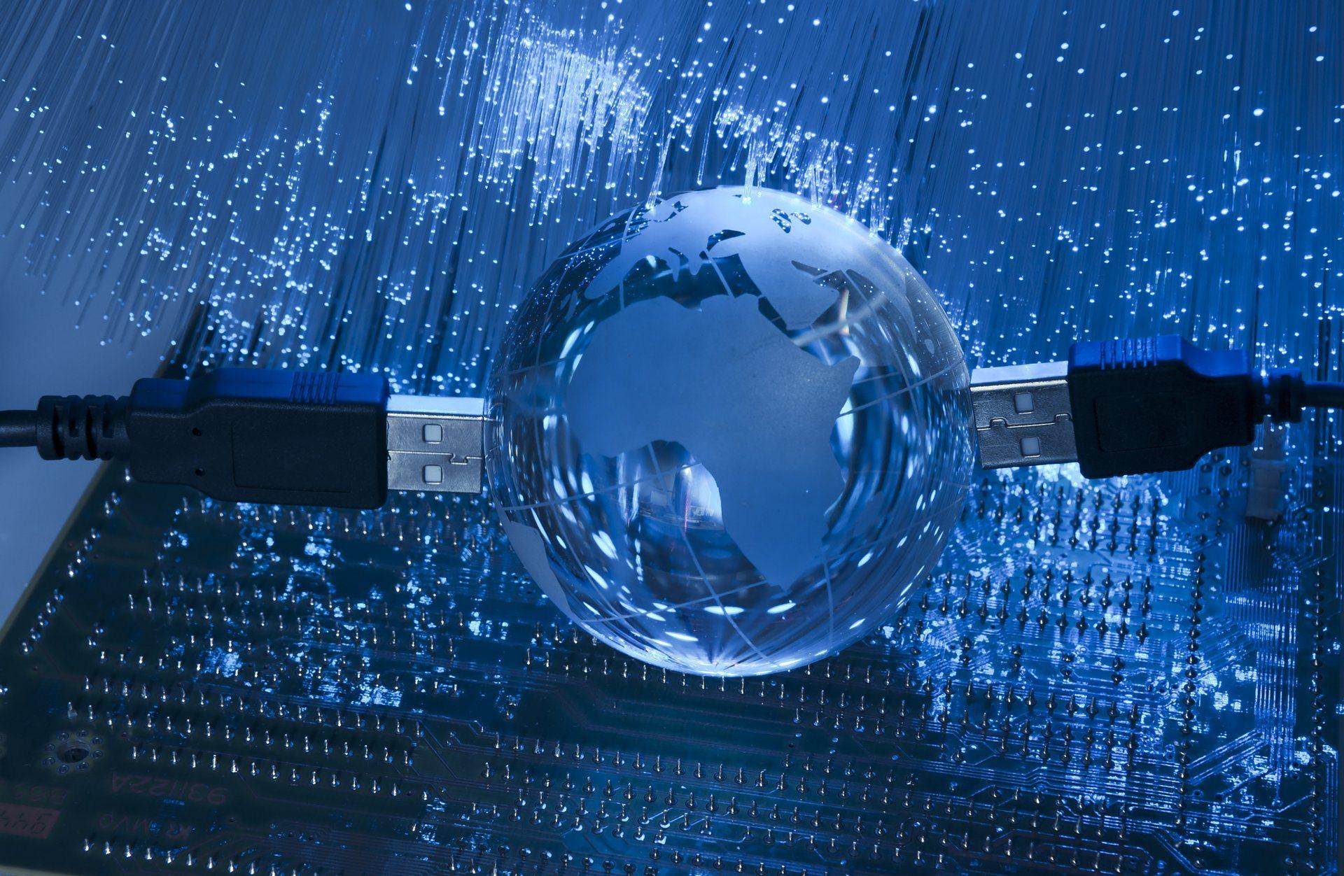 La fibra raggiunge una velocità di trasferimento dati pari a 57 Gbps: record mondiale