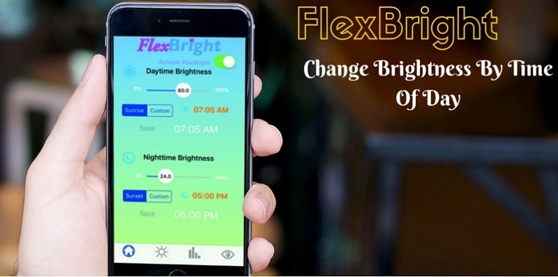 FlexBright per iPhone: la funzione che non disturba il sonno, subito disponibile su App|Download