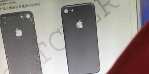 iPhone 7: nuove immagini mostrano ulteriori dettagli sul design