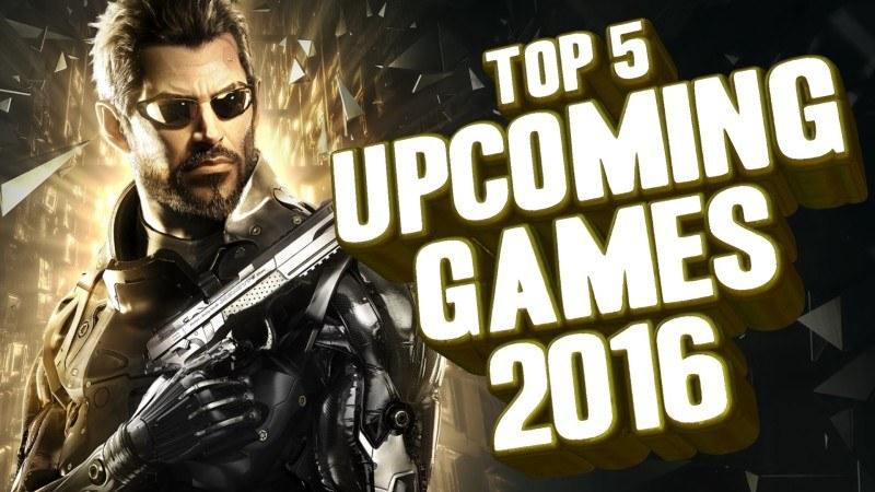 I migliori giochi per PC in arrivo nel 2016
