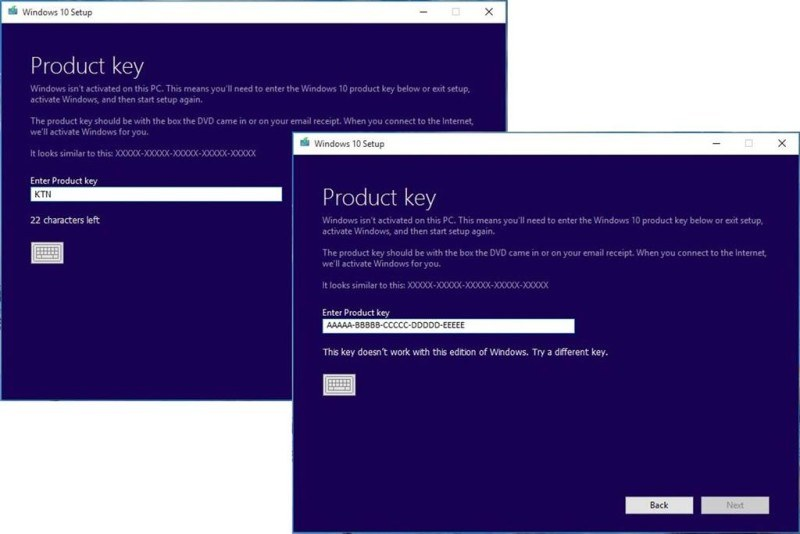 Come trovare il Product Key su Windows 10