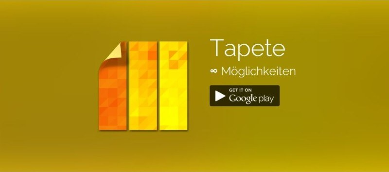 Crea i tuoi sfondi personalizzati con Tapete | Download