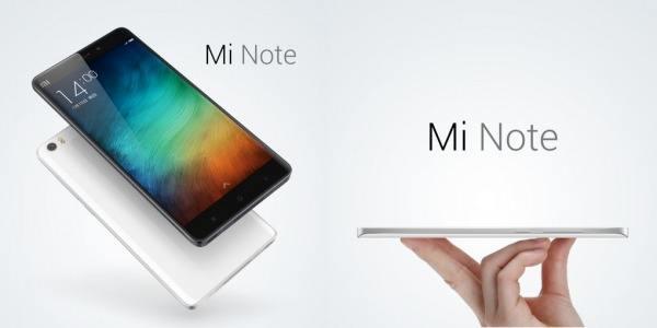 Xiaomi introdurrà i display dual-edge di Samsung già su Mi Note 2
