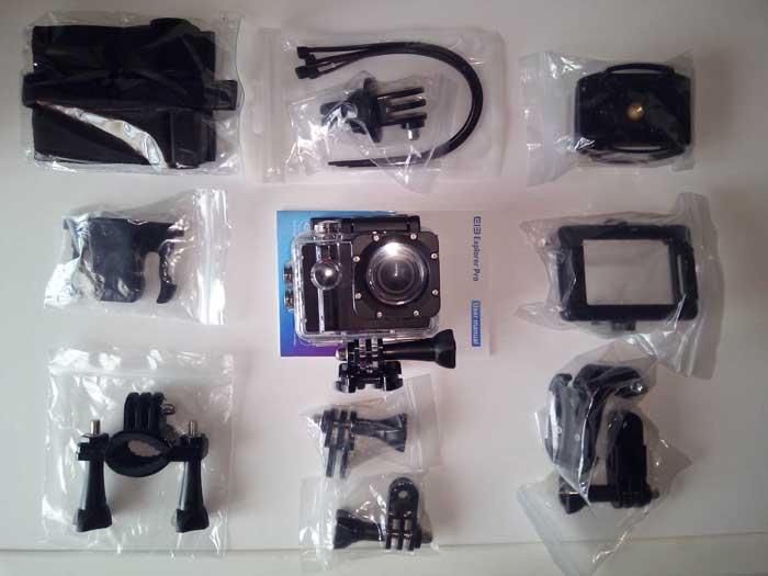 Recensione Elephone Explorer Pro 4K action camera: la GoPro per tutti