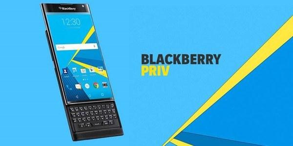 BlackBerry PRIV resta indietro: addio all'aggiornamento ad Android Nougat