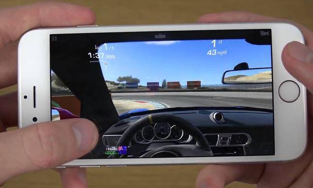 iPhone 6, 6s e SE battono Galaxy S7 e HTC 10 nel gaming