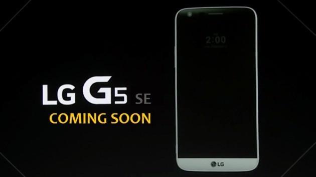 LG G5 SE: nuova variante con SoC Snapdragon 652