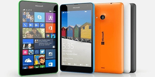 Microsoft Lumia 535 è il Windows Phone più diffuso al mondo