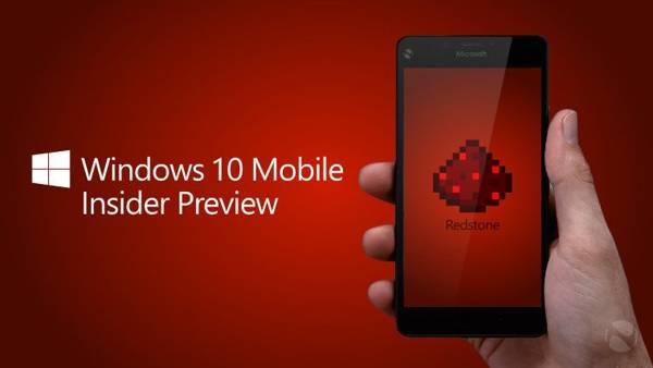 Windows 10 Mobile Redstone porta il tasto di accesso rapido alla fotocamera nel blocca schermo