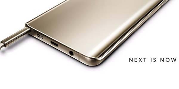 Samsung Galaxy Note 7: trapelano i dettagli sulla variante Edge