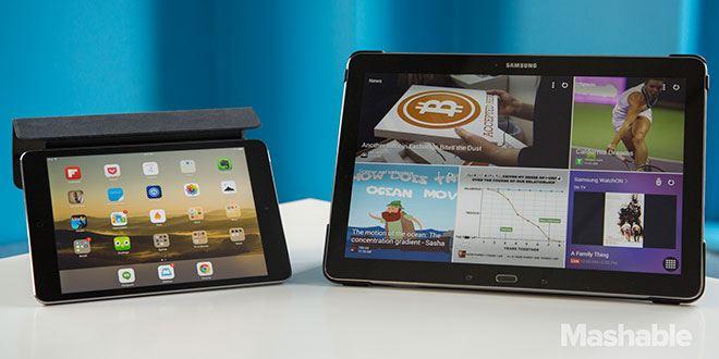 Nonostante la crisi, Apple è in cima al mercato tablet con iPad