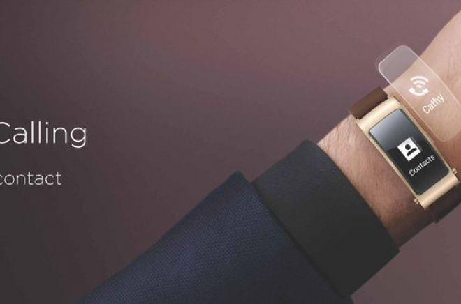 TalkBand B3 è ufficiale: design, materiali e tanto altro ancora