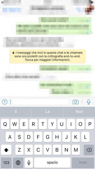 Whatsapp sfida l'FBI, arriva la crittografia end-to-end per chat chiamate e file