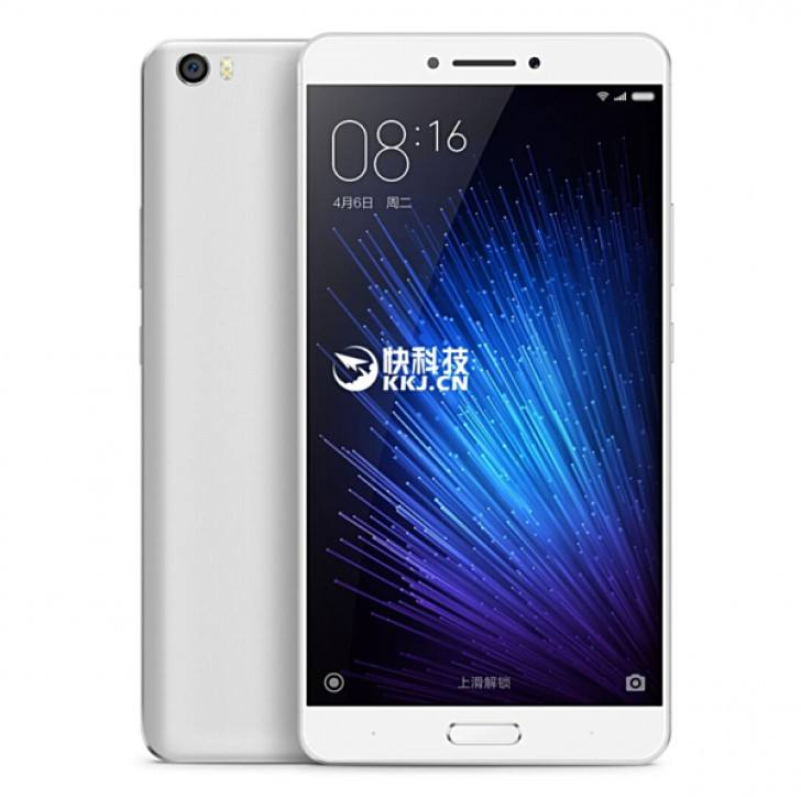 Xiaomi Max, il phablet con Snapdragon 820 in arrivo