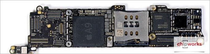 iPhone SE SoC