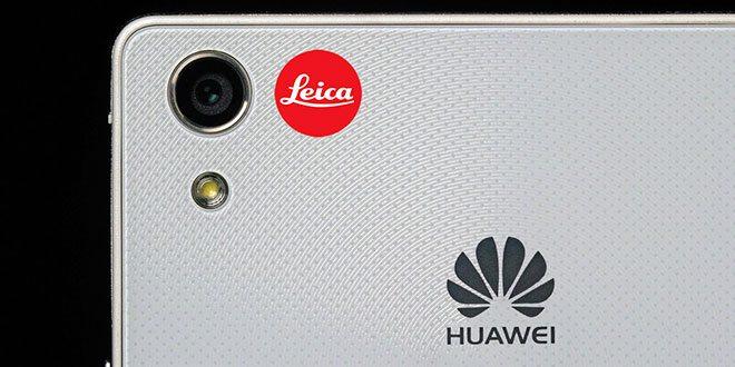 La fotocamera Huawei P9 prodotta da Sunny Optical Technology