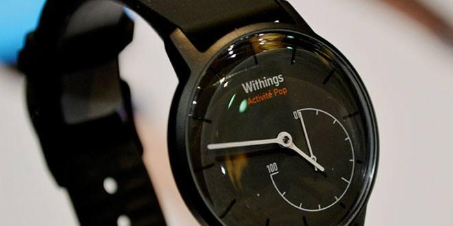 Smartwatch Nokia possibili con l'acquisto di Withings