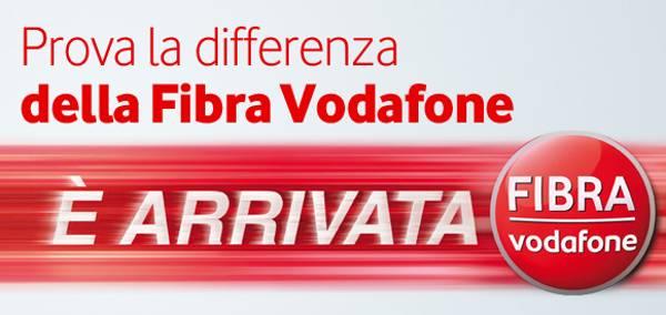 Vodafone Fibra, offre velocità fino a 500 Mbps e Netflix per 6 mesi a partire da 25€