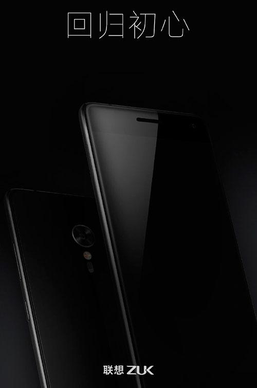ZUK Z2 Pro, l'immagine dello smartphone Android cinese