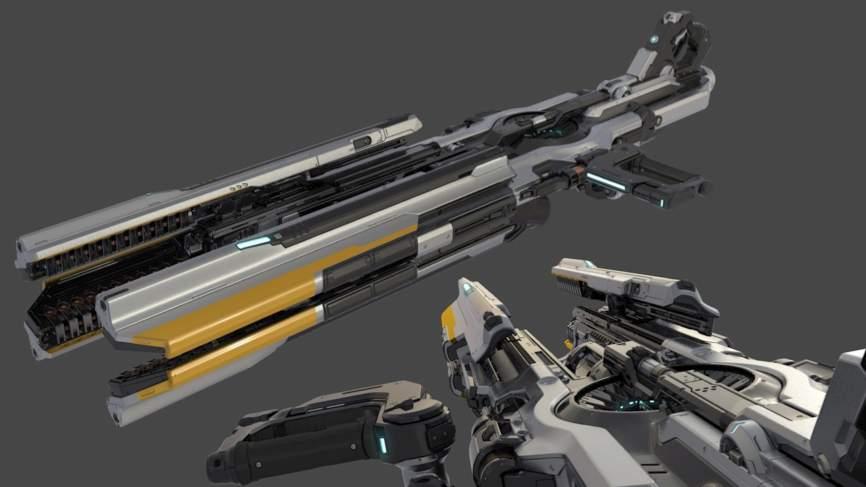 1 gauss cannon