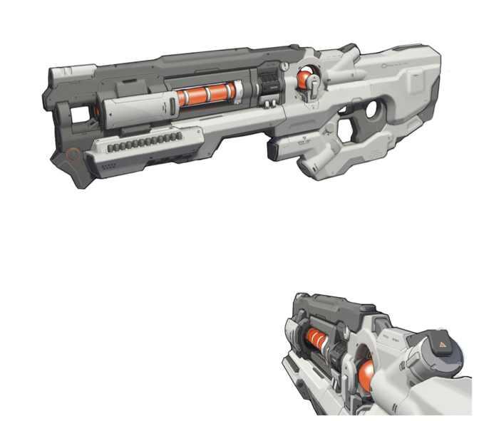 2 static rifle