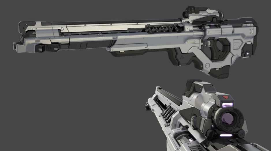 3 Vortex Rifle