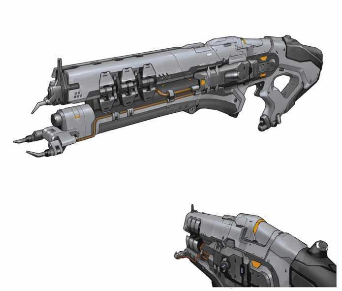 4 lighting gun