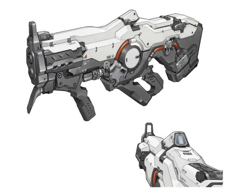 5 plasma rifle